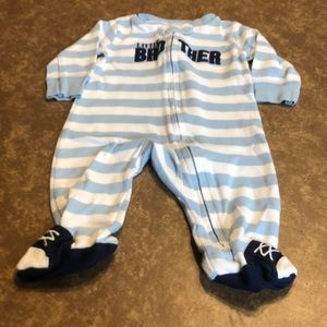Carters Footsie Outfit (#2590)